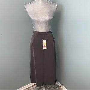 La Madona grey Skirt plus size 16